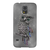 cute owl bling case for galaxy s5