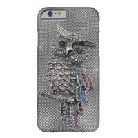 cute owl bling iPhone 6 case