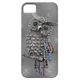 cute owl bling iPhone SE/5/5s case