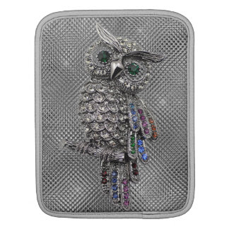 cute owl bling sleeve for iPads