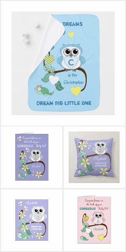 Cute Owl Cards & Gifts