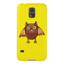 Cute Owl Case For Galaxy S5