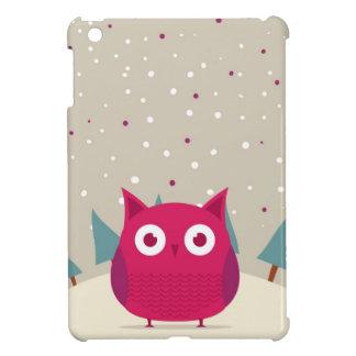 Cute owl case for the iPad mini