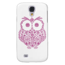 CUTE OWL collectors GIFT Galaxy S4 Cover
