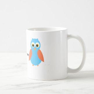 Cute Owl customizable products Coffee Mugs