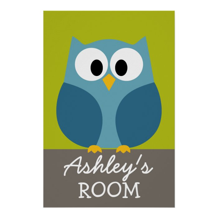 Owl Pictures For Kids Posters