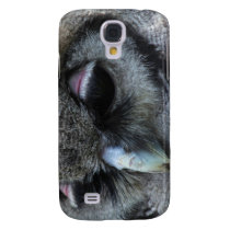 Cute Owl Galaxy S4 Cover