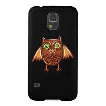 Cute Owl Galaxy S5 Case