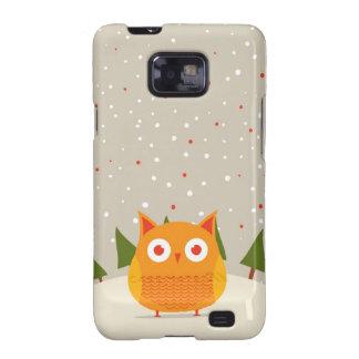 Cute owl galaxy SII covers