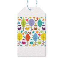 Cute Owl Gift Tags