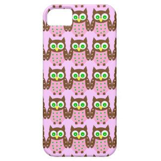 Cute Owl Graphic iPhone Cases