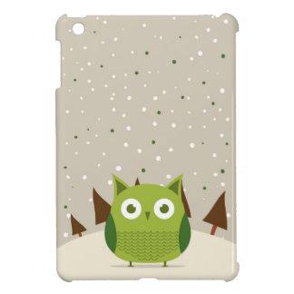 Cute owl iPad mini cases