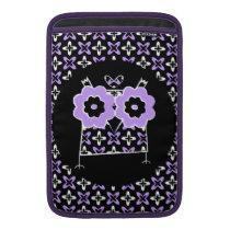 Cute Owl iPad Sleeve
