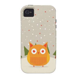 Cute owl iPhone 4 cases