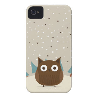 Cute owl iPhone 4 covers