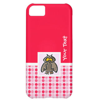 Cute Owl iPhone 5C Case