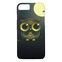 Cute Owl iPhone 8/7 Case