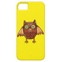 Cute Owl iPhone SE/5/5s Case