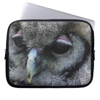 Cute Owl Laptop Sleeve