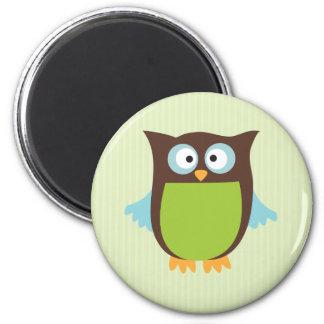Cute Owl Magnet