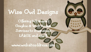Cute owl business cards templates zazzle cute owl on branch business card design colourmoves