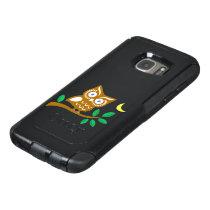 Cute Owl OtterBox Samsung Galaxy S7 Case