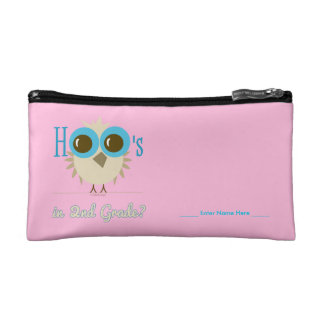 Cute Owl Pencil Case - Back to school gifts