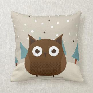 Cute owl pillows