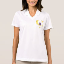 Cute owl polo shirt