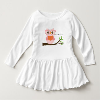 Cute Owl Reading Dress