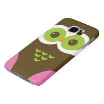 Cute Owl SAMSUNG GALAXY 6S CASE