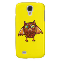 Cute Owl Samsung S4 Case