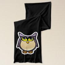Cute Owl Scarf