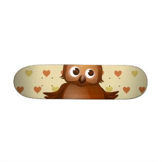 Cute Owl Skate Decks