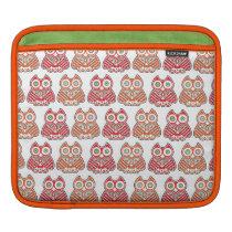 Cute owl sleeve for iPads