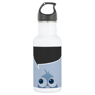 Cute Owl Stainless Steel Water Bottle