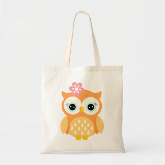 Cute Owl Tote