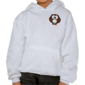Cute Owl Sweatshirts