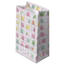cute owls allover A Small Gift Bag