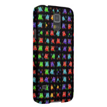 cute owls allover C Galaxy S5 Case