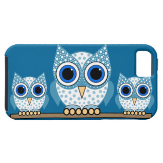 cute owls iPhone 5 cover