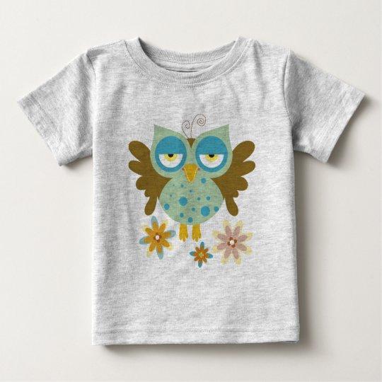Cute owls crew baby T-Shirt
