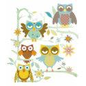 Cute owls crew tshirt