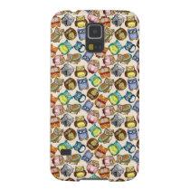 Cute Owls Galaxy S5 Cover