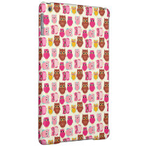 Cute Owls iPad Air Cases