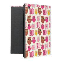 Cute Owls iPad Case