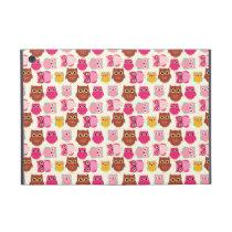 Cute Owls iPad Mini Cover
