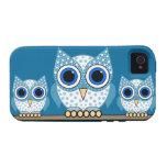 cute owls iPhone 4/4S case
