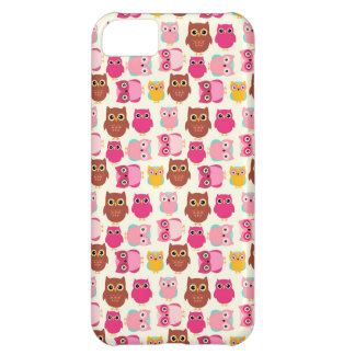 Cute Owls iPhone 5C Covers