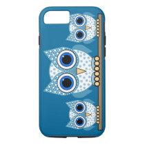 cute owls iPhone 7 case